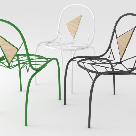 Chaise araignee